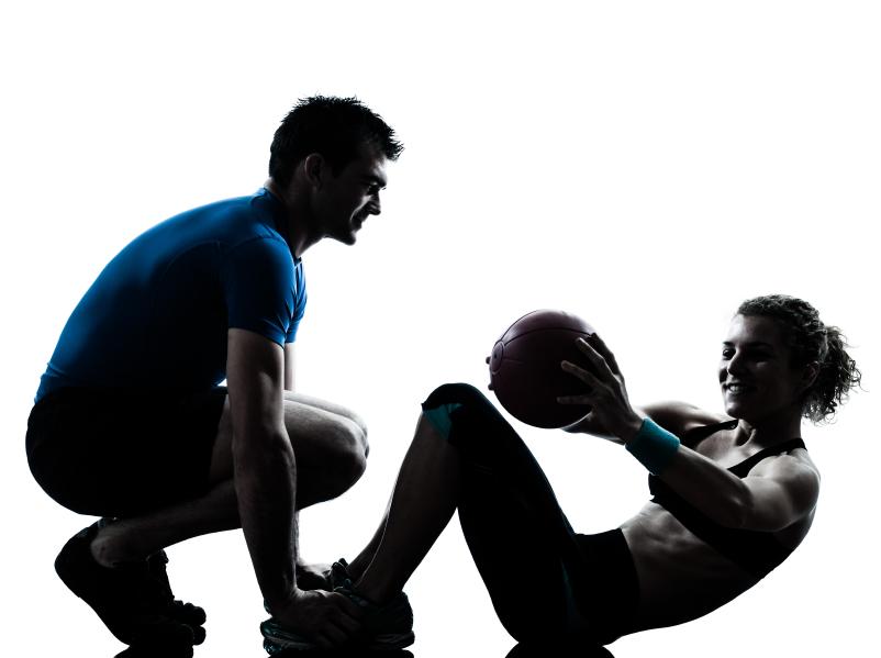 Personal training at Longfords Gym Chorlton Stretford
